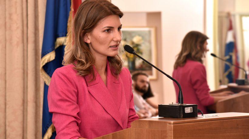 Jelena Nestorović, predsjednica SDF-a
