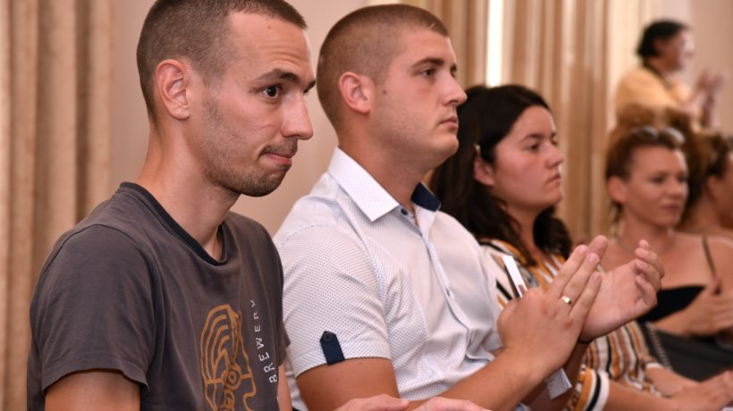 Miloš Ušljebrka i Zoran Canji