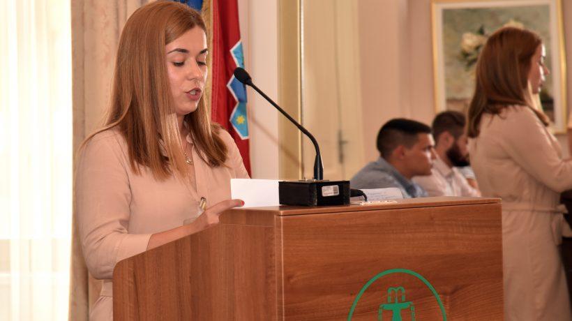 Marina Stojnović, članica Upravnog odbora SDF-a