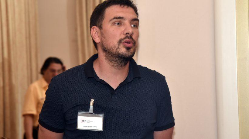 Mirko Sužnjević, predsjednik podružnice Banija i Kordun