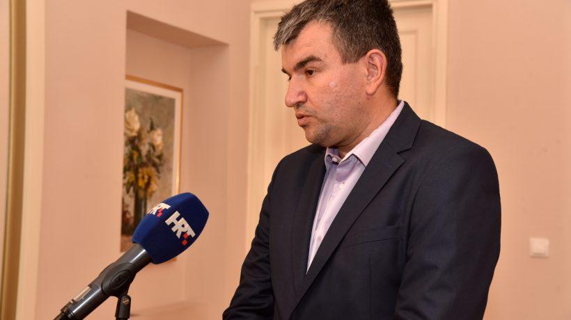Nikola Ivanović, predsjednik podružnice Zapadna Slavonija